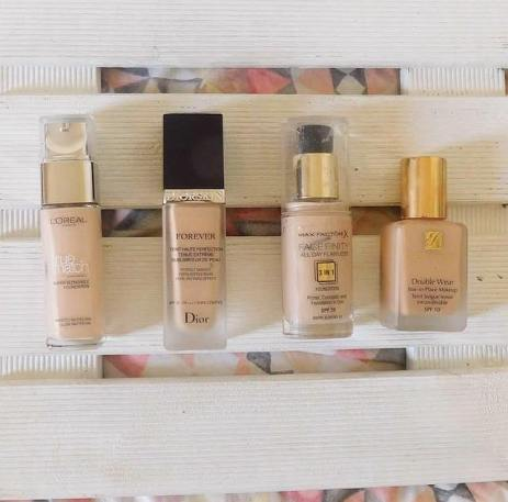 Fave Foundations
