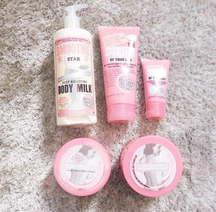 Christmas 2017 Soap & Glory 2