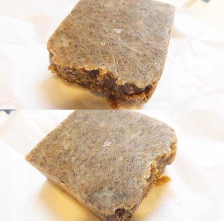 Coffee and Coconut scrub bar 3