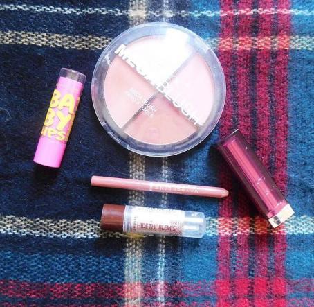 Declutter makeup