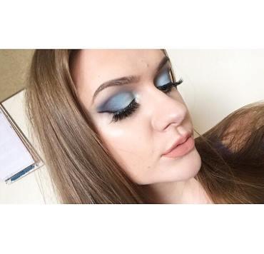 NYX Wind makeup look 2