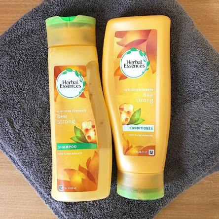 Herbal Essences shampoo & conditioner