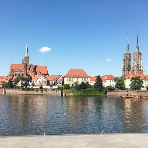 wroclaw lake