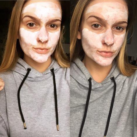Anatomicals Hydrating mask 1