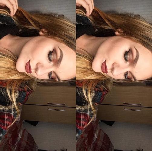 Morphe Autumn Look 2