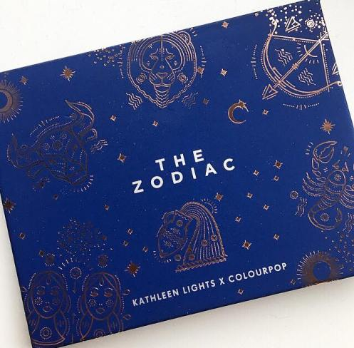 colourpop x kathleen lights zodiac palette 1